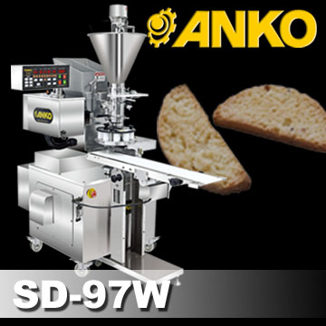 Automatic Biscotti Making Machine (Hot Sale, Stainless Steel)
