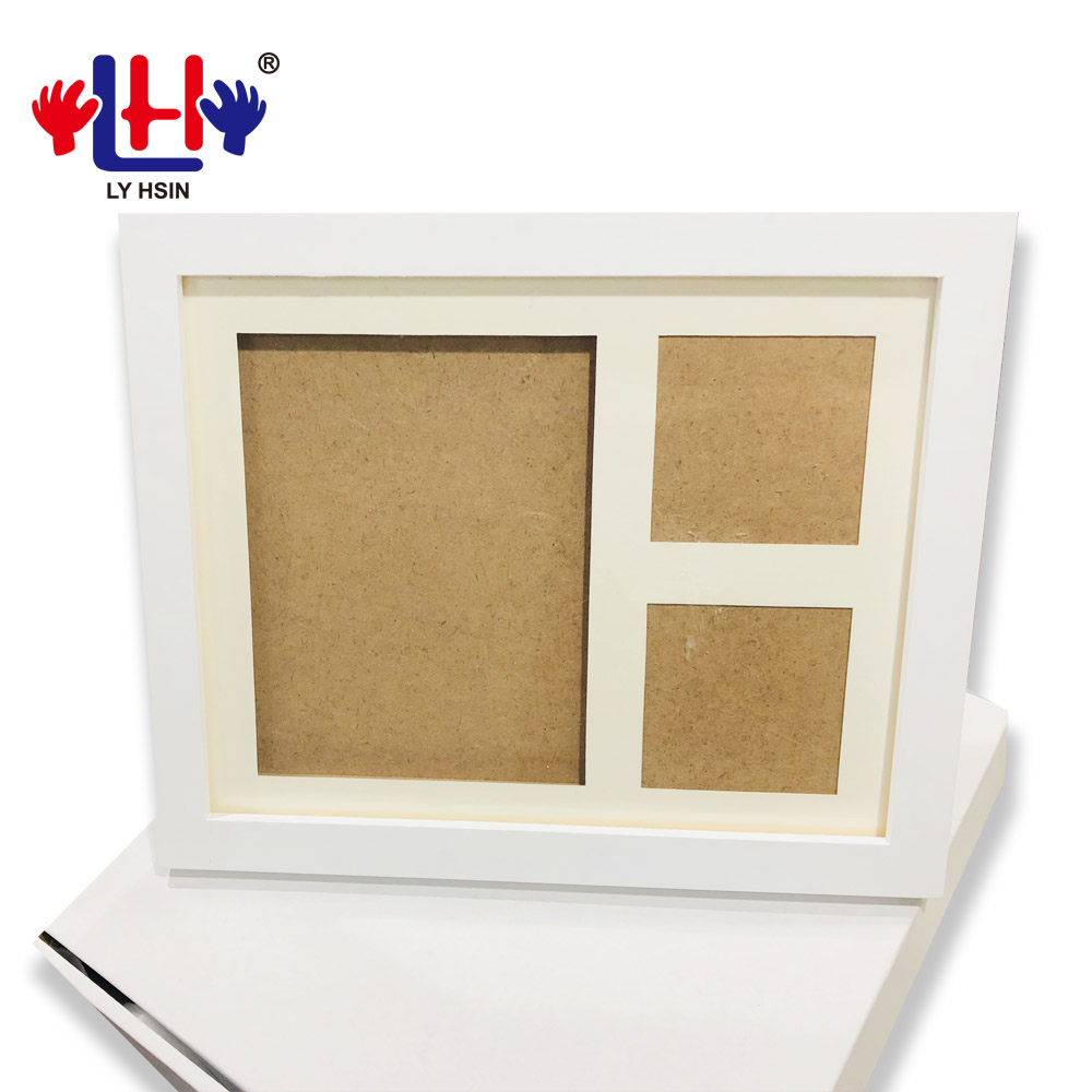 Handprint clay Frame Kit