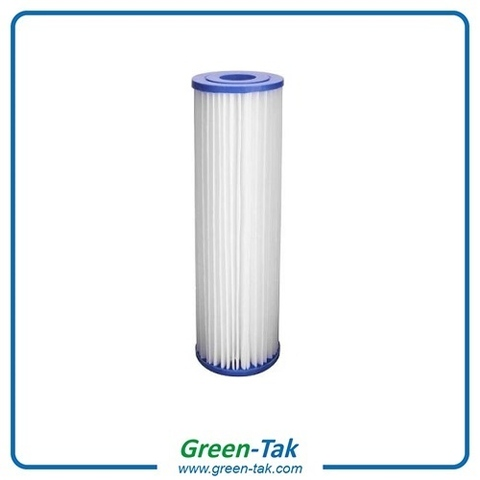 Green-Tak Pleated Polyester Filter Cartridge,Home Appliance Water Filter Filter Cartridge,