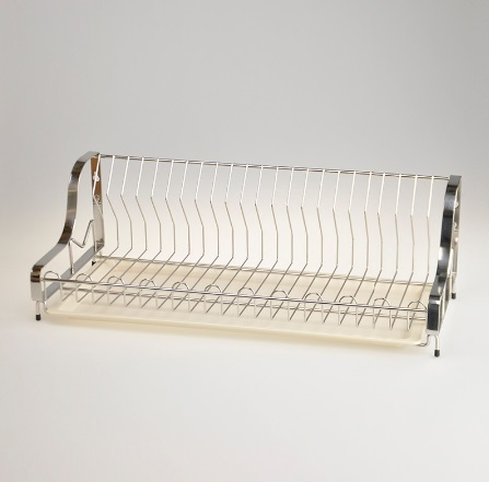 High Quality Kitchen Hanging Stainless Steel Dish Rack