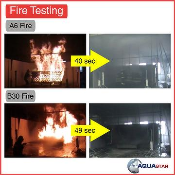 Taiwan For Water Mist Fire Fighting Equipment Use