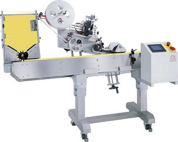 Horizontal Wrap Around Labeling Machine