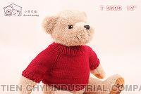 Teddy Bear w/sweater