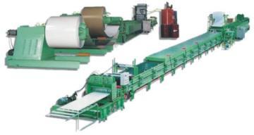 Continuous PU Sandwich Panel Production Line | Taiwantrade com