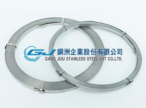 316 and 304 stainless steel hose clamps strapping and gasket