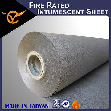 Taiwan Fire Rated Intumescent Sheet China Victor