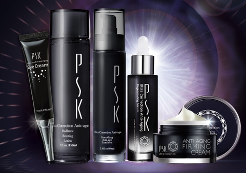 PSK Ultra Correction Anti-age Anti-aging product Series