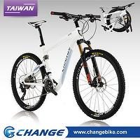 "CHANGE 26"" Mountain Full Size Folding Bike DF-602WF, 100% Made in Taiwan,Size:21"