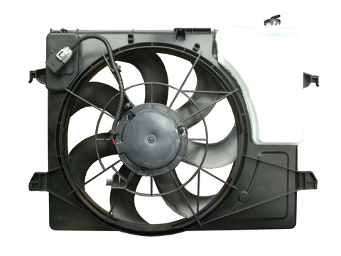 【KIA FORTE AT 10'~13',FORTE KOUP AT 10'~13',CERATO 】Radiator Fan Assy