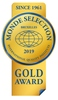 2019 Monde Selection Gold Award