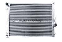 4-Row BMW E46 aluminum radiator