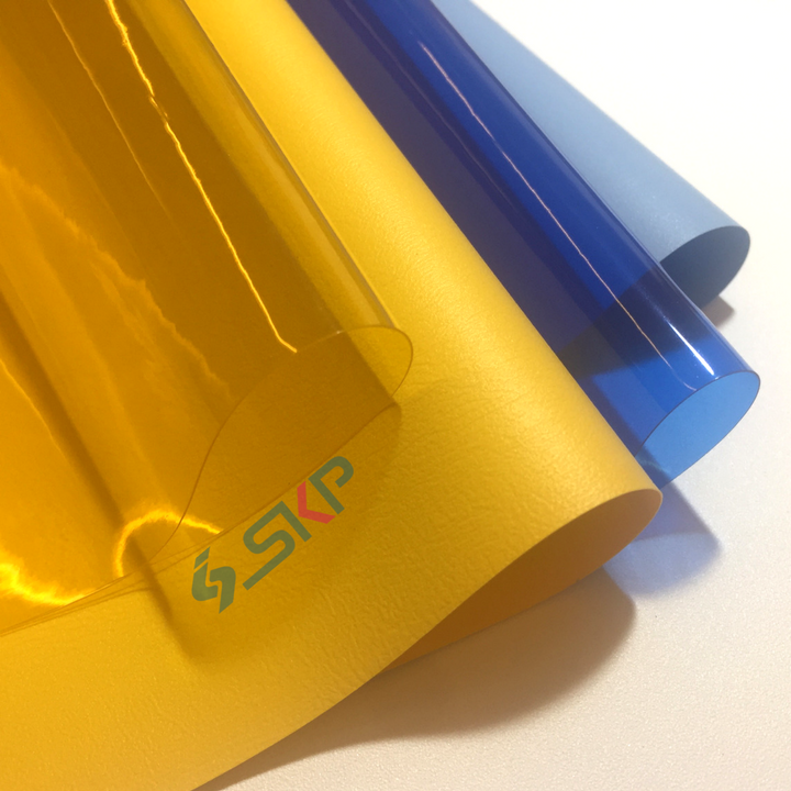 Taiwan Thin Flexible Plastic Sheets Colored Pvc Sheet