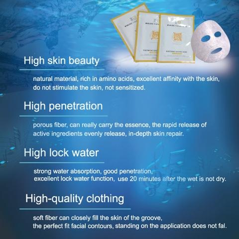 Whitening essence mask,OBM,facial mask supplier, facial mask