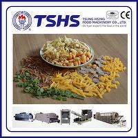 Made in Taiwan Commercial Pellet snacks Extruder Machine