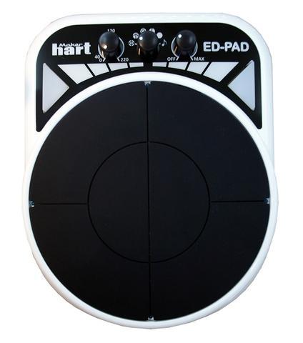 Maker hart ED-PAD Electronic 6 PAD Drum