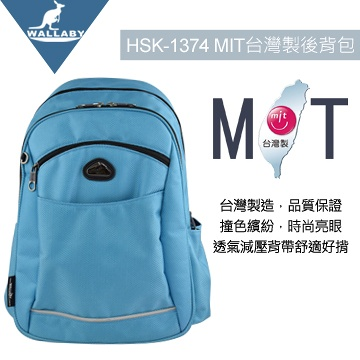 Made in Taiwan backpack