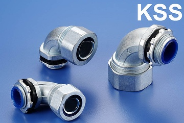 Taiwan KSS Metal Flexible conduit Adaptor | Taiwantrade