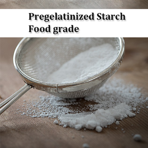 Pregelatinized Maize Starch