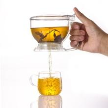 One-Touch Coffee Presses and Tea Maker