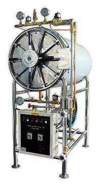 Horizontal N Class Autoclave Sterilizer REXMED RAU-740