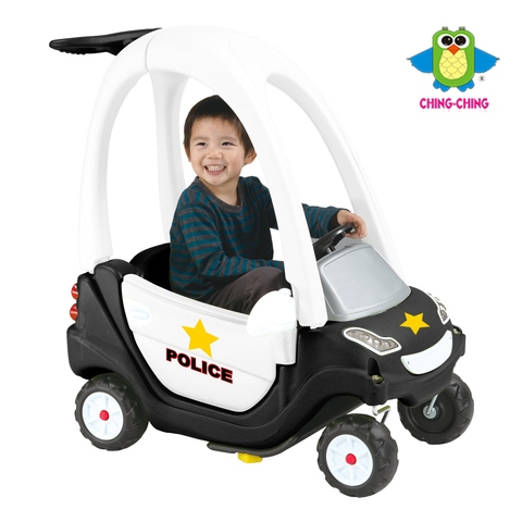 CA-11 smart coupe-police car (ride on)- toy car