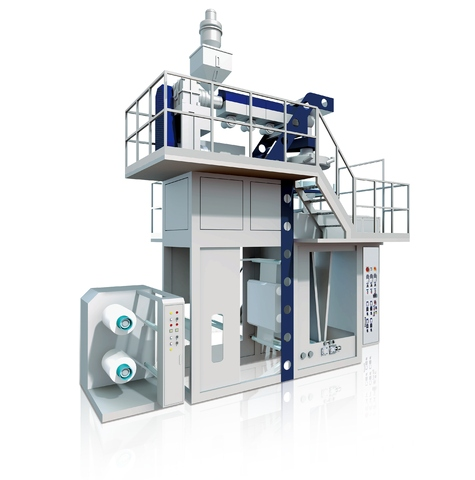 PP Blown Film Extrusion Line