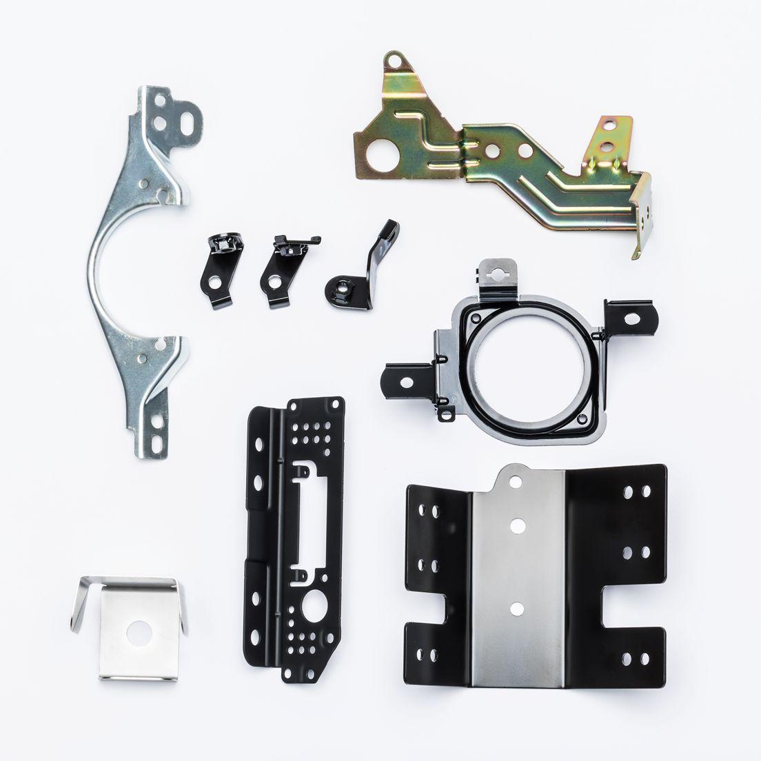 Stamping part bracket mount metal fabrication