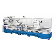 BIG BORE HEAVY DUTY LATHE