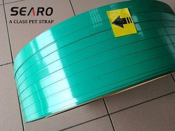 New made SEARO A grade opaqoe plastic PET strap