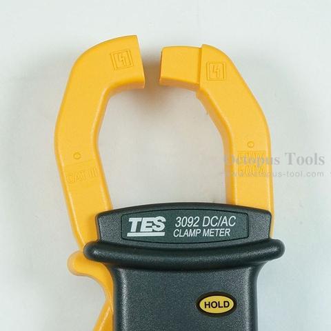 DC/AC Clamp Meter TES-3092
