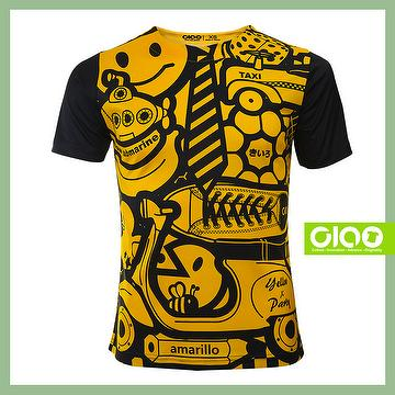 Online shopping Heat transfer lycra fabric oversized diving suit