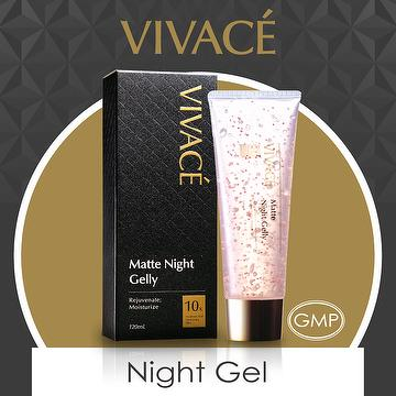 Parity VIVACE Matte Night Gelly 120ml