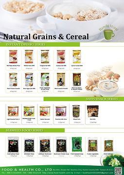 Natural Grains & Cereal