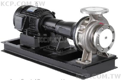 Flex coupled high efficiency pump