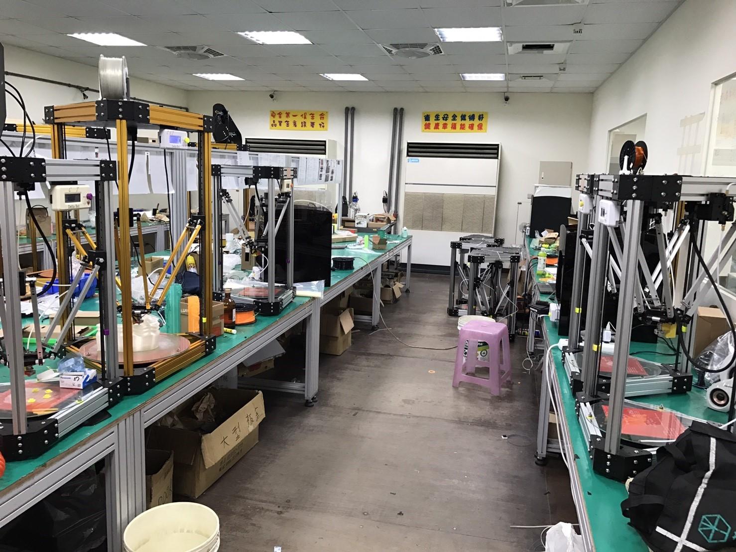 CST 3D印表機生產線-2