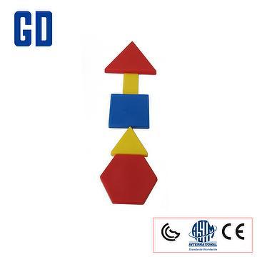 MINI SIZE Geometric Logic Board