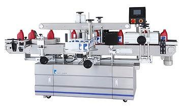 Front and Back Automatic Labeling Machine