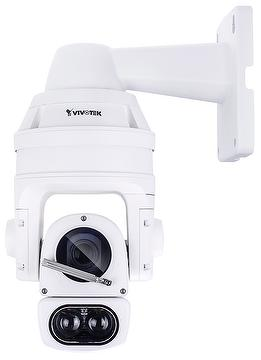 H.265 VAIR Long Range Speed Dome Camera with Wiper