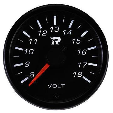 Mini Motor Voltmeter Gauge in 45mm