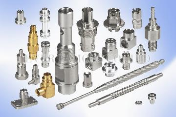CNC shafts & nuts