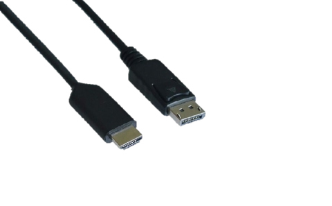 DisplayPort to HDMI Converter Cable (Active)