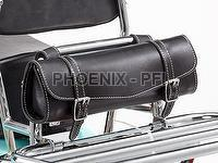 SCOOTER/MOTORCYCLE ROLL BAG / LUGGAGE BAG / VESPA ROLL BAG