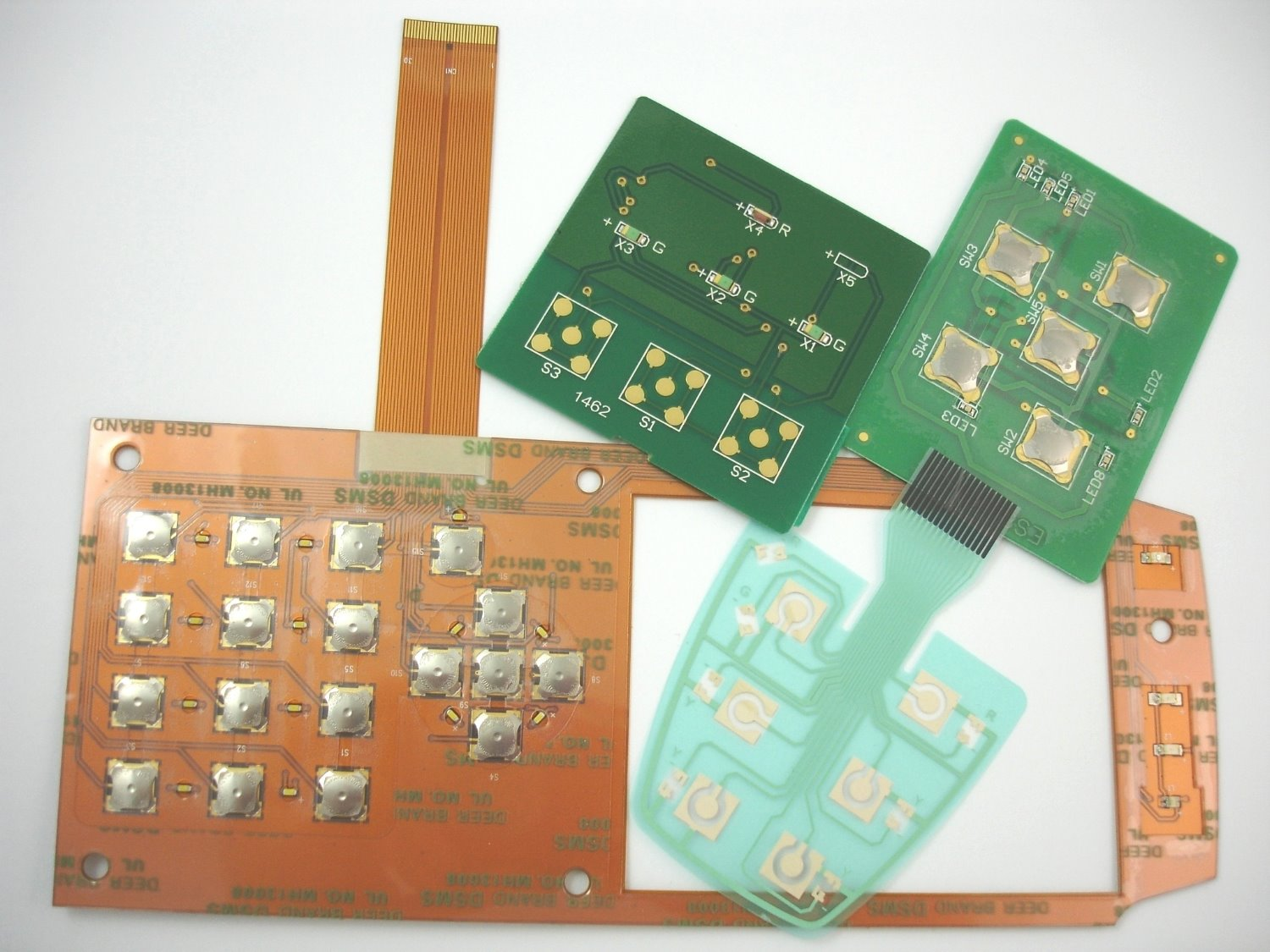 Taiwan The Manufacturer Of Flexible Circuit Board Kingley Printed Fpc Is A Type Made Key Features