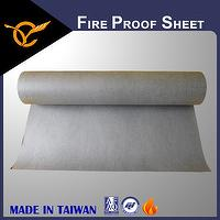 Fire Proof Thin Thickness Fireproof Sheet