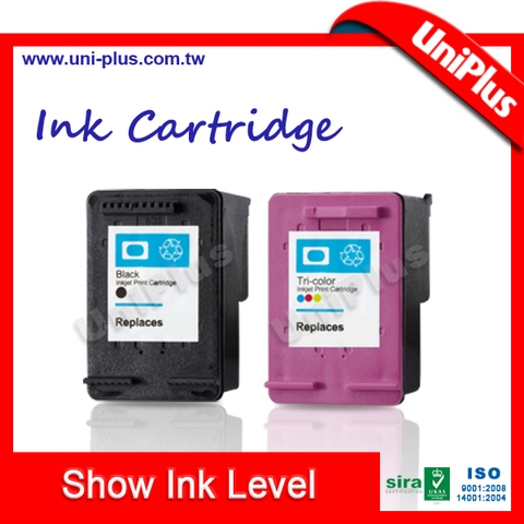 For HP 662 650 301 122 hp printer cartridge with full inkjet ink