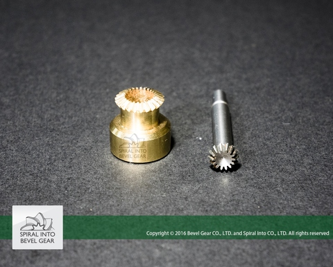 Bevel Gear for Pneumatic Tool