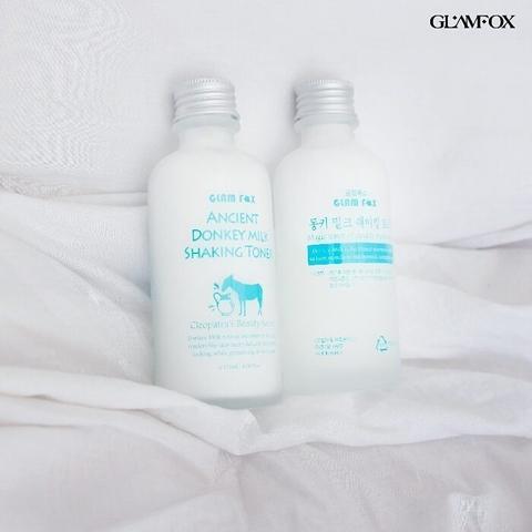 Korea Skin Care Donkey Milk Whitening Face Toner