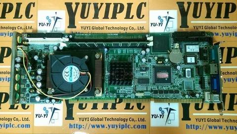 Taiwan ADVANTECH PCA-6186 REV B1 CPU BOARD WITH SOCKET 478   Taiwantrade