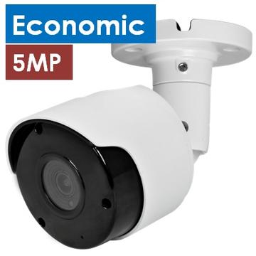 H.265 5.0MP POE IP Camera