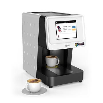 小精灵咖啡拉花机